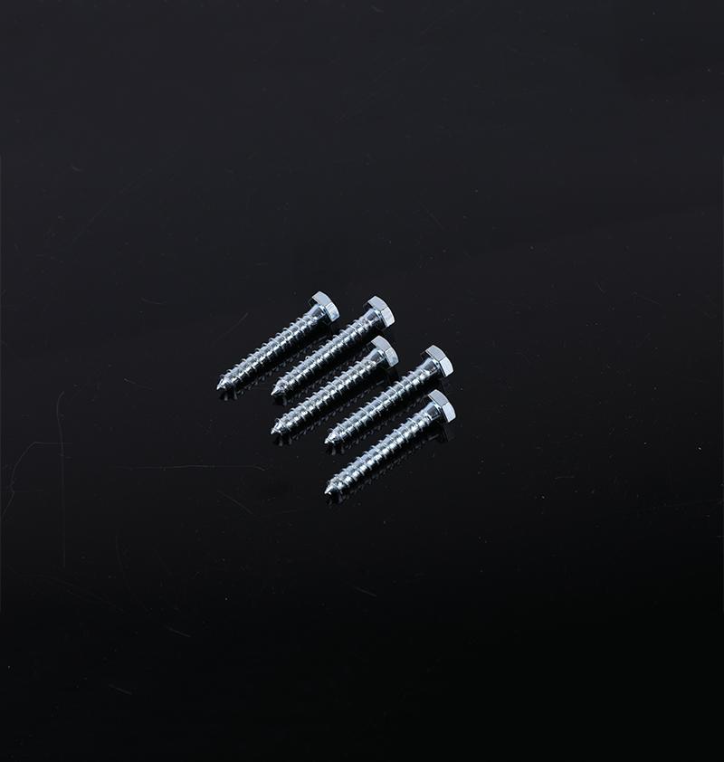 六角木螺钉